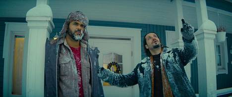 Aurora-elokuvassa nähdään muun muassa Chike Ohanwe ja Amir Escandari.