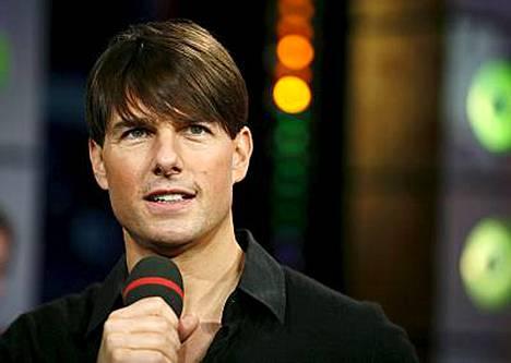 Tom Cruise on tarkka julkisuuskuvastaan.