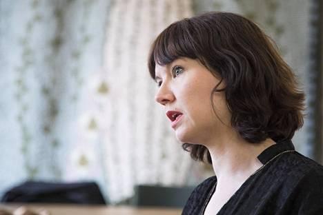 Ex-kansanedustaja Johanna Sumuvuori (vihr) toimii ulkoministeri Pekka Haaviston valtiosihteerinä.