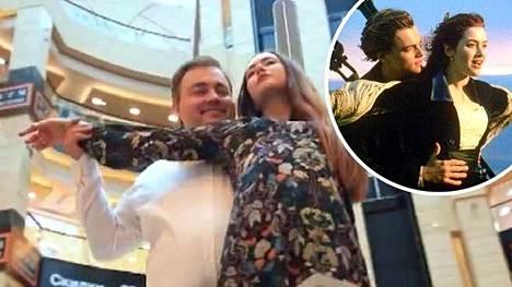 """""""Lihavasta Leonardo DiCapriosta"""" tehdään Venäjällä kovaa vauhtia filmitähteä."""