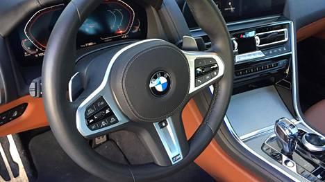 Uuden BMW:n ratin takana voi J.D. Powerin mukaan törmätä ongelmiin.