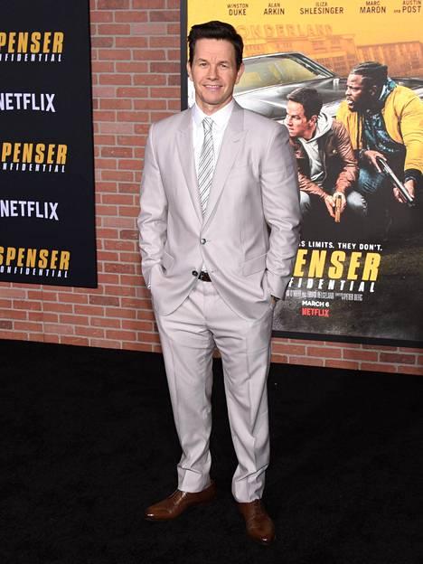 Mark Wahlberg on pian 50-vuotias. Hän pitää kunnostaan tiukkaa huolta äärimmäisillä treeneillä.
