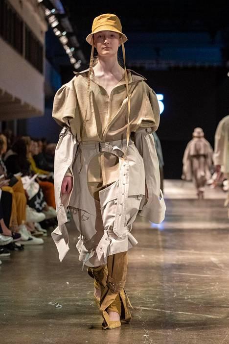 Amanda Ripatti, BA Graduate collection