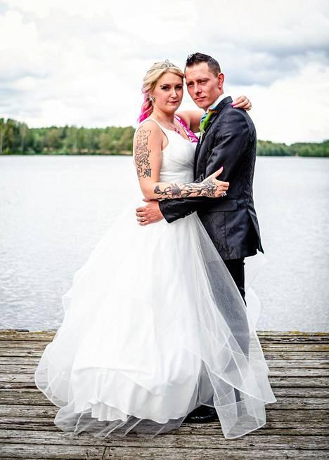 Susannen ja Leevin suhdetta on vuosien varrella koeteltu useampaan otteeseen.
