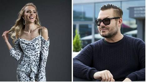 Onko Miss Suomi Anni Harjunpää liian ujo ja herkkä? kysyy Campo.