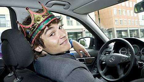 Tangokuningas Amadeus Lundberg joutuu olemaan ilman ajokorttia jopa puoli vuotta.