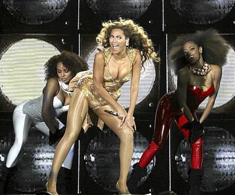 Bootyllicious Beyoncé!