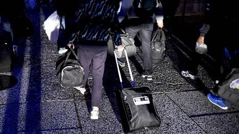 Suomeen saapui vuonna 2015 paljon turvapaikanhakijoita.