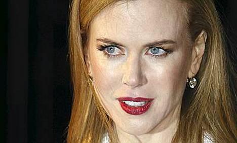 Nicole Kidman oli 179-senttinen jo 13-vuotiaana.