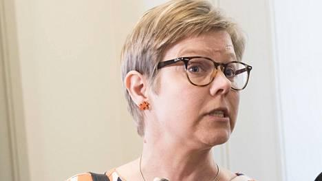 Nielujen kasvattaminen on ilmasto- ja ympäristöministeri Krista Mikkosen mukaan helpoin ja halvin keino torjua ilmastonmuutosta.