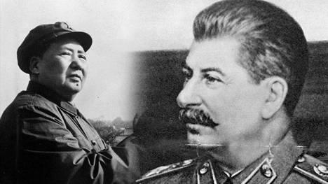 Stalinin (oik.) laboratoriossa tutkittiin muun muassa Mao Zedongin ulostetta.