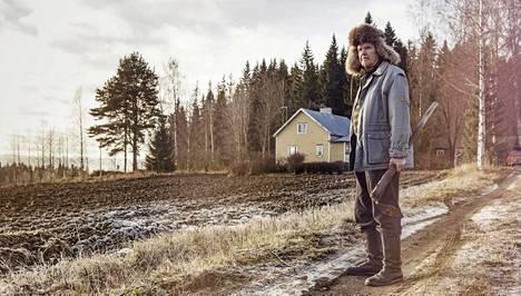 Antti Litja nähdään Mielensäpahoittaja-elokuvan pääosassa.
