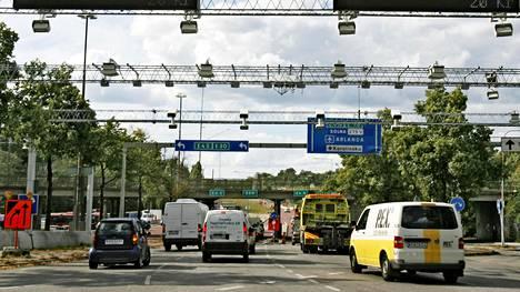 EU:ssa on käytössä noin 200 erilaista tietullien maksujärjestelmää. Yksi niistä löytyy Tukholmasta.
