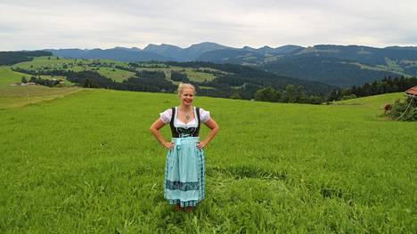 Ulkosuomalaisen elämä ei ole aina helppoa, mutta muutos voi silti olla kannattava. Kati Niemi muutti Saksaan vuonna 2011. Uusi kotipaikka sijaitsee pienessä alppikylässä.