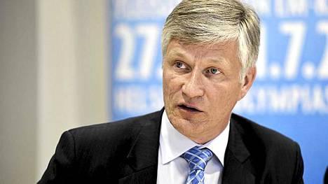 Antti PIhlakoski vetosi urheilijoiden tasa-arvoon.