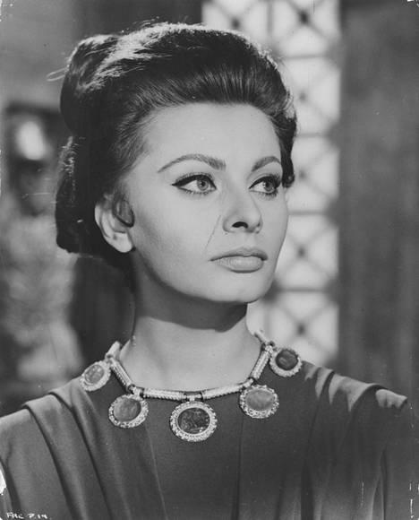 Sophia Loren ihastutti aikansa elokuvissa.