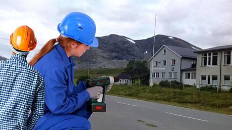 Pohjois-Norjaan etsitään suomalaisia työntekijöitä.