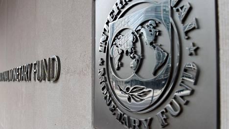 Kansainvälisen valuuttarahaston pääkonttori Washington D.C:ssä.