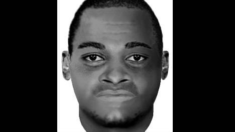 Poliisi julkaisi piirroksen miehestä, joka löytyi lontoolaiskadulta.