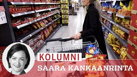 – Hallitsemattomassa muutoksessa hinta on kova, Baltic Sea Action Group -säätiön perustaja Saara Kankaanrinta kirjoittaa.