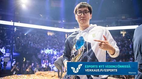 """Yiliang """"Doublelift"""" Peng on yksi tunnetuimmista League of Legends -ammattilaisista."""
