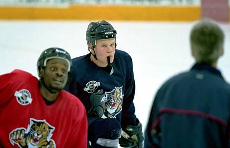 Jokinen pelasi Floridassa vuosina 2000–2008.