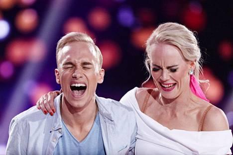 Vaikka Tanssii tähtien kanssa -finaali oli äärimmäisen tasainen, veivät Christoffer ja Jutta silti ansaitusti voiton.
