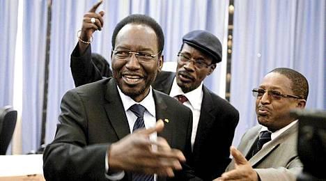 Tuoreella presidentillä Dioncounda Traorella on vaikea tehtävä rauhoittaa Mali.