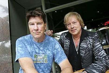 Jyrki Hämäläinen ja Danny olivat ystäviä yli 40 vuotta.