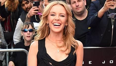 Kylie Minogue on torstaina Pori Jazzin pääesiintyjä.