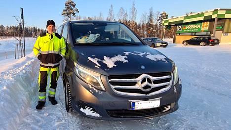 –Tunnen, että minua jymäytettiin, nelivetoisena auton ostanut Oleg Tihonov sanoo.