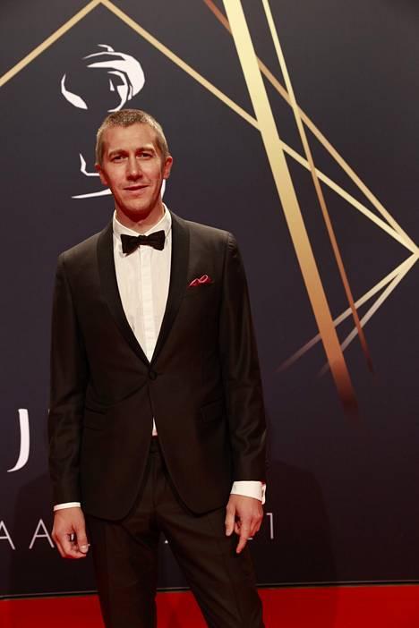 Jussi Vatanen on ehdolla parhaan miespääosan palkinnon saajaksi elokuvasta Metsäjätti.