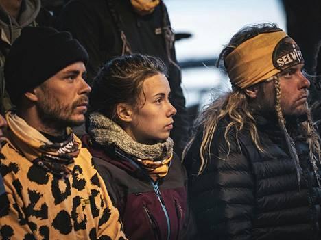 Kerttu Rissasesta tuli ensimmäinen kilpailija, joka pääsee vaikuttamaan Selviytyjien lopputulokseen.