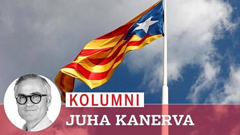Juha Kanerva käsittelee kolumnissaan Katalonian ja Suomen urheiluhistoriaa.