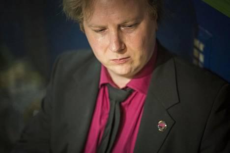 Kirjailija Jussi Marttila on aiemmin työskennellyt yksityisetsivänä.