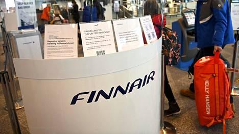 Murto ei kohdistunut Finnairin, vaan kumppanin järjestelmään.