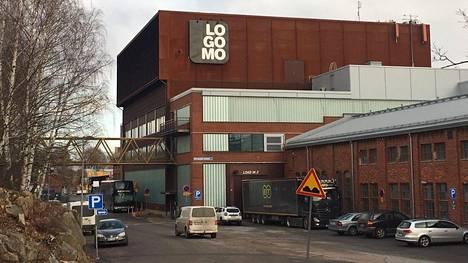 Logomo valmistui Turun ollessa Euroopan kulttuuripääkaupunkina 2011.