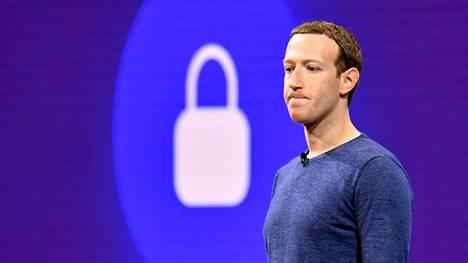 Facebookin toimitusjohtaja Mark Zuckerberg vakavana San Josessa 1. toukokuuta 2018.