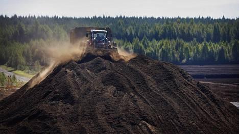Maakaasun ja turpeen käytön kasvu paisutti päästöjä Suomessa