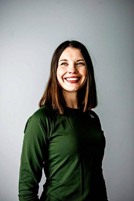 Anna-Mari Niutanen perusti Népran vuonna 2015 pian valmistumisensa jälkeen.