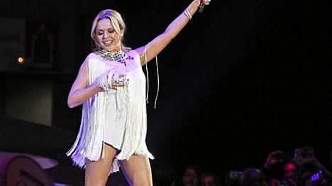 Kylie Minogue Helsingin-konsertista odotetaan megaspektaakkelia.