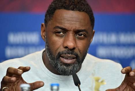 Idris Elba kuvattiin aiemmin tänä vuonna Berliinissä.