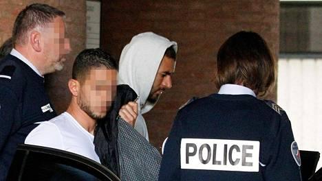 Karim Benzema pidätettiin vuonna 2015 epäiltynä osallisuudesta kiristykseen.