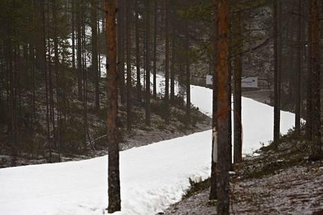 Vuokatissa järjestetään paljon myös hiihtokilpailuja.