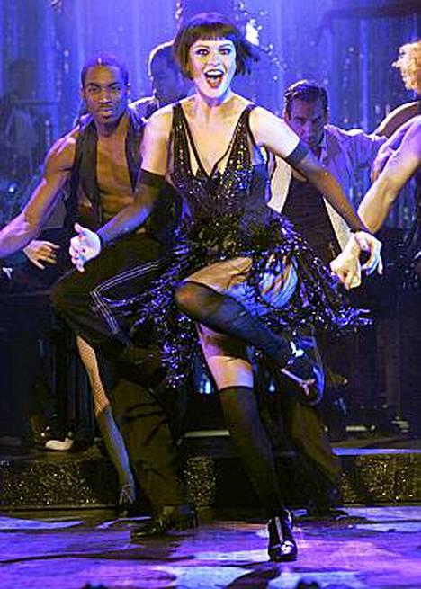 Catherine Zeta-Jonesin tähdittämä Chicago oli yksi Miramaxin menestyselokuvista.