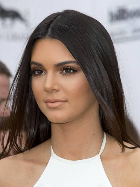 Kendall Jenner vuonna 2014.