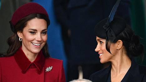 Herttuattaret ovat olleet viime kuukausina otsikoissa riitaisiksi väitettyjen väliensä takia.