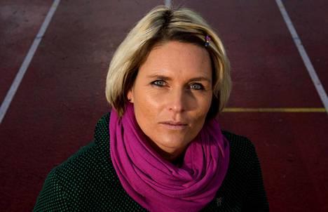 Katrin Krabbe vuonna 2009.