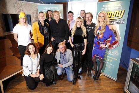 Lauri Mikkola nähtiin kesällä Danny-musikaalissa nimikkoroolissa.