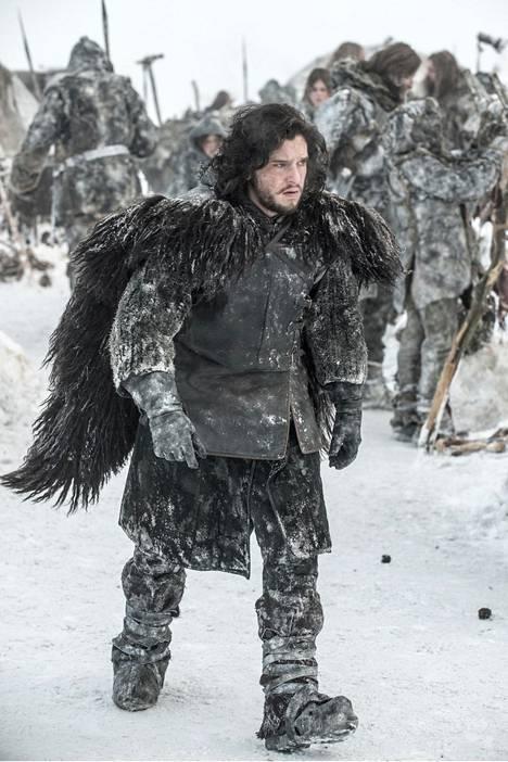 Jon Snow kaudella 3.